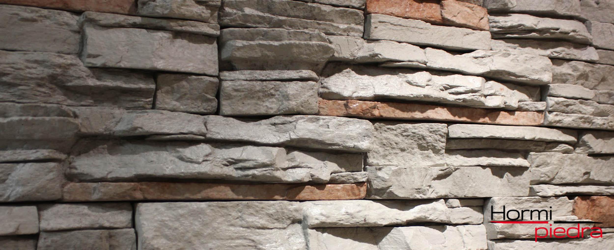 Revestimiento simil piedra para decorar paredes hormi piedra - Revestimientos de fachadas precios ...